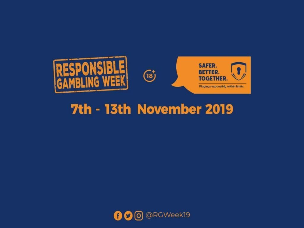 Responsible Gambling Week at Pink Ribbon Bingo